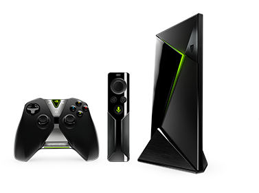 SHIELD ANDROID TV